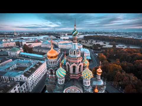Санкт Петербург  Воздушная съемка  Разверните на весь экран