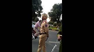CSGT Khu công nghiệp Yên Phong, Bắc Ninh, bắt xe quá tải, ko mang cân, chuyên đề, vẫn nói làm đúng