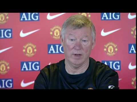 Sir Alex Ferguson on the Thierry Henry handball controversy