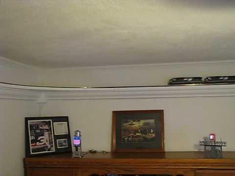 Ho Scale Ceiling Trains / Shelf Trains