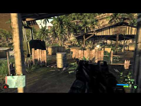 Crysis: Gameplay [DX10 AA16x, ULTRA]