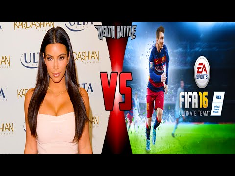 Kim Kardashian vs FIFA 16 -  Higher or Lower
