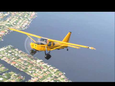Plane Driven PD 2 Roadable Aircraft Flying and Driving
