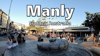 Manly City Centre - Manly NSW - Sydney Australia