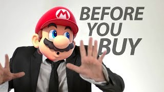 Super Mario Odyssey - Before You Buy
