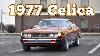 1977 Toyota Celica GT: Regular Car Reviews