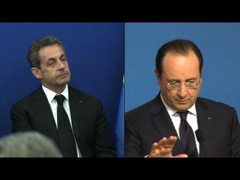 La sortie fracassante de Sarkozy soulève un tollé