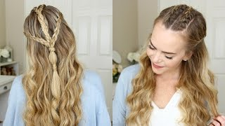 Game of Thrones Halloween Hairstyle | Missy Sue