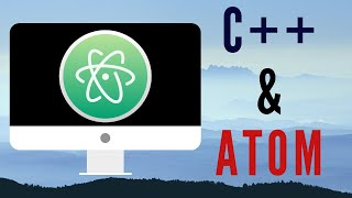 C and C++ using Atom IDE 2018