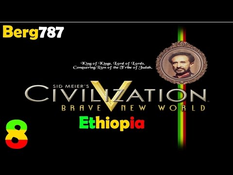 Civilization 5   Lets Play Ethiopia   Deity   #8