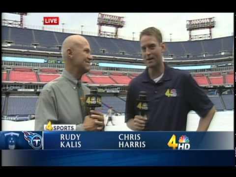 WSMV-TV Channel 4 News at 4:00 - Nashville Flooding - 8/8/13
