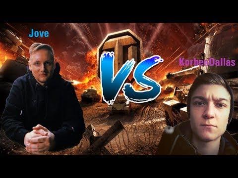 Jove vs Korben- СТРИМСНАЙПЯТ ДЖОВА