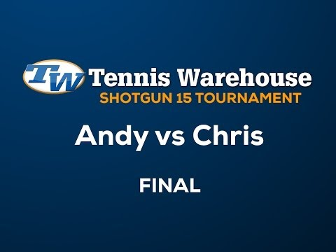TW - Shotgun 15 Tournament (Final): Andy vs Chris