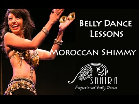Belly Dance Lessons - Moroccan Shimmy thumbnail