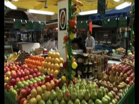 L le aux fruits fruit et l gumes frais paris youtube - Difference fruit et legume ...