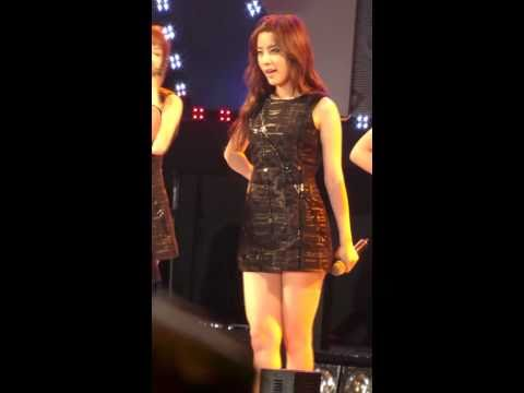 No Eul 노을 HD FANCAM | A (110414) - RAINBOW @ 62nd Anniversary of Marines
