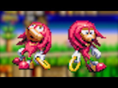Knuckles' Chaotix is Fundamentally Flawed