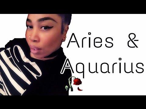 ARIES and AQUARIUS COMPATIBILITY? - NAR SIR!