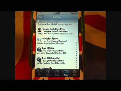How to customize your iPhone 4s. iPhone 4. 3gs. iPad and iPod Touch