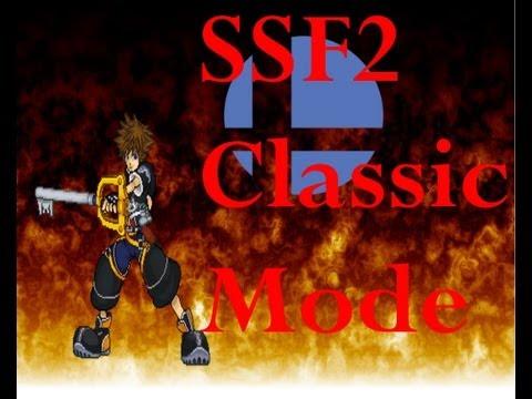 SSF2 Classic Mode V0.9