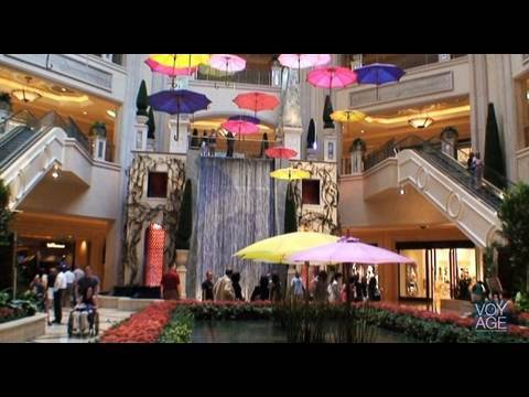 The Palazzo Resort Hotel Casino - Las Vegas - On Voyage.tv