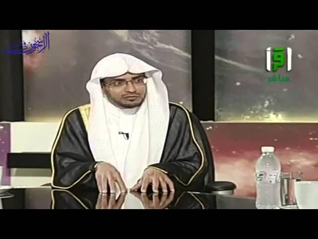 *مؤثر*خبيئات الأعمال من أعظم الأسباب لنيل الكرامة عند الله - الشيخ صالح المغامسي