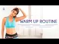 Warm Up Routine   Shilpa Shetty Kundra   Health and Fitness thumbnail