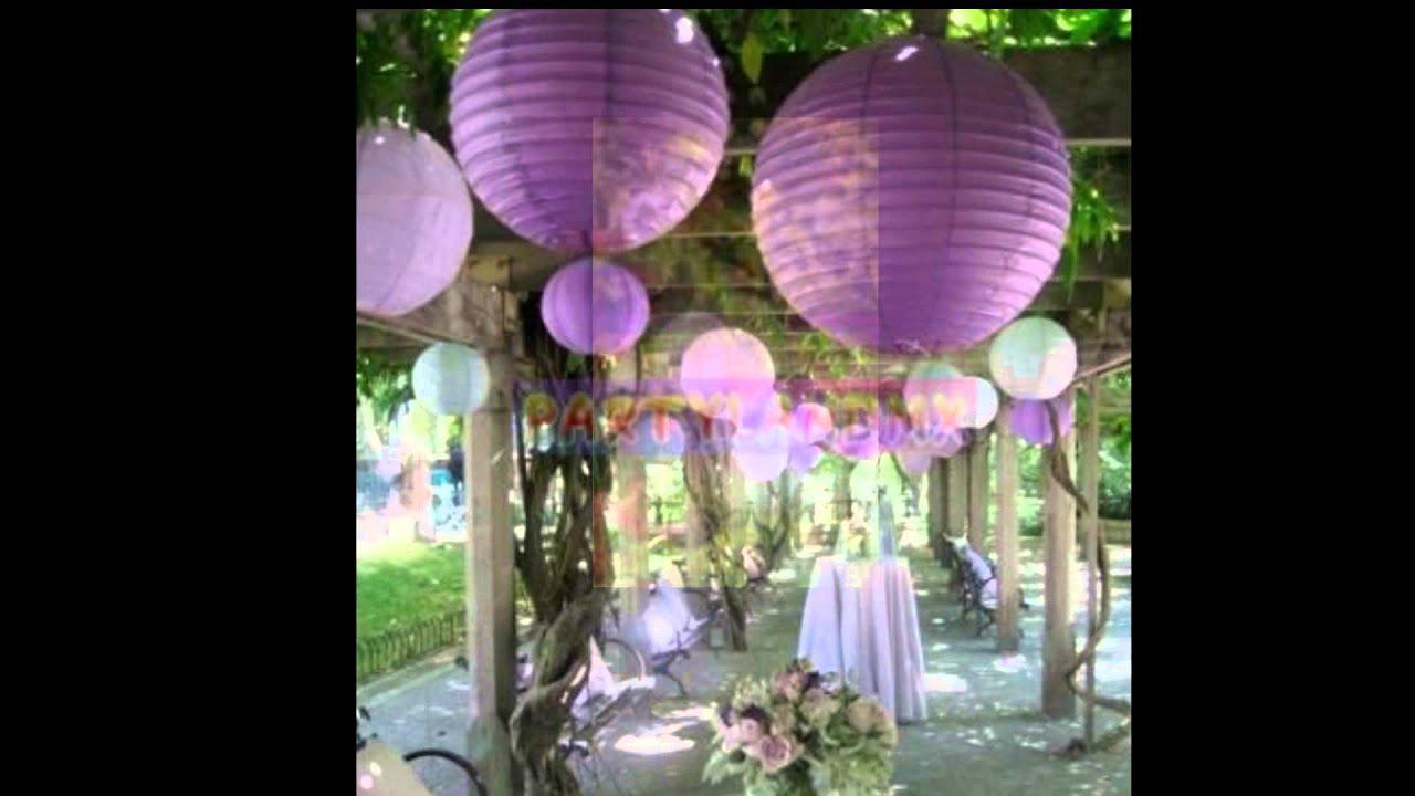 Pantalla china lampara china linterna china fiestas for Jardines para eventos