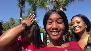 MY TRIP TO SIX FLAGS WITH DDG, DUB, KENNEDY ,DESHAE FROST AND MORE | WE HAD FUN