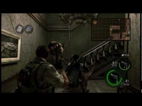Resident Evil 5 - Lost in Nightmares Playthrough (Part 1)