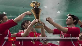 Việt Nam vô địch World Cup