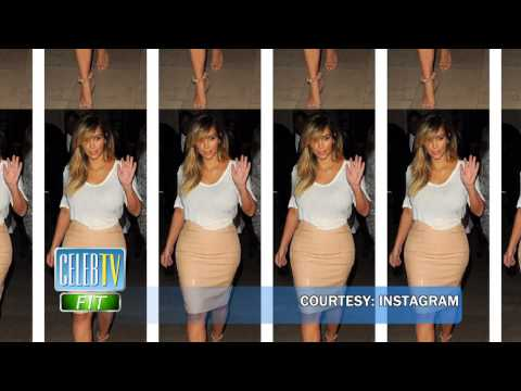 Kim Kardashian returns to ketogenic low carb high fat diet after ...