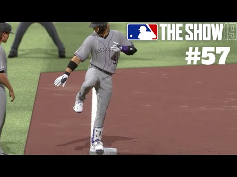 MLB The Show 19 | Road To The Show - Matty Heisman #57