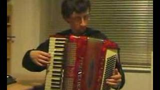 Demo of Crucianelli Musette Piano Accordion with MIDI System