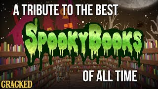 A Tribute To The Best Spooky Books Of All Time