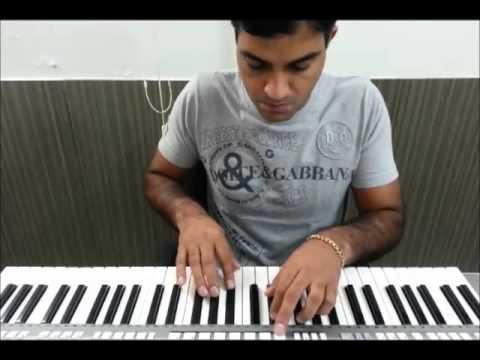Aye Dil E Nadan (Razia Sultan) Intrumental on Yamaha Keyboard...