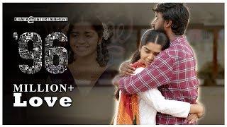 96 Love Scenes  96 Movie  Vijay Sethupathi Trisha