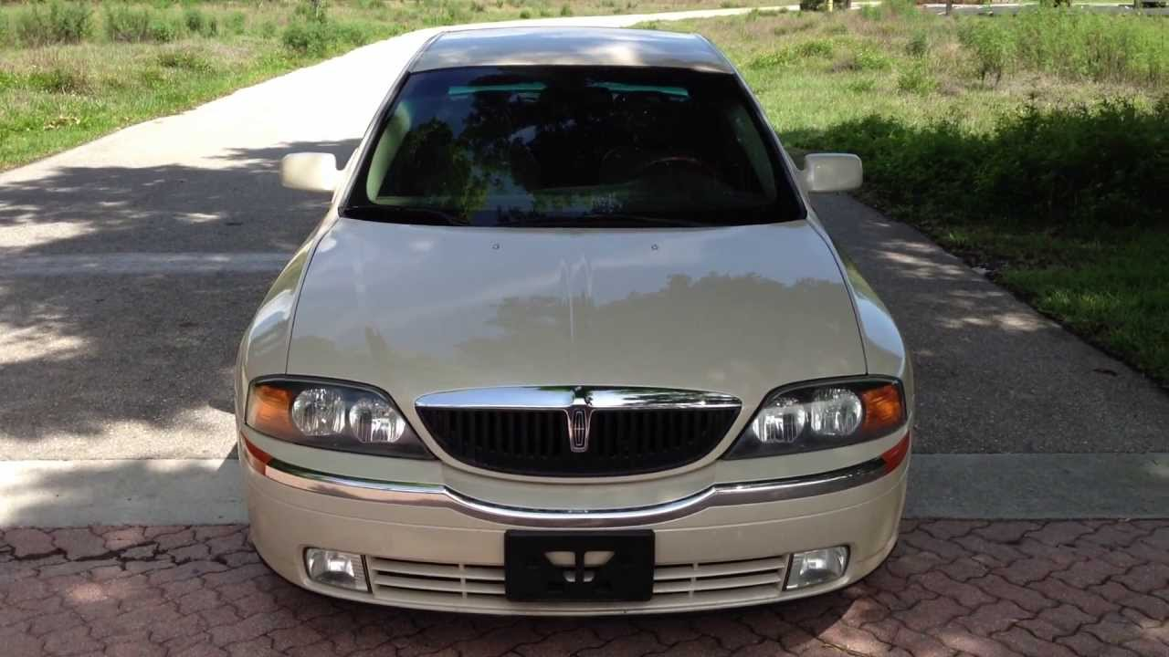 2002 Lincoln ls View Our
