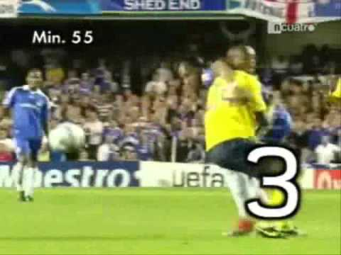 Barcelona Vs Chelsea All Penalties(champions League 2009).wmv video