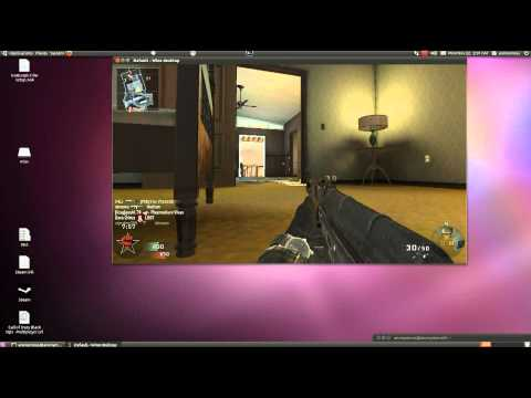 Call of Duty Black Ops LINUX ONLINE MULTIPLAYER