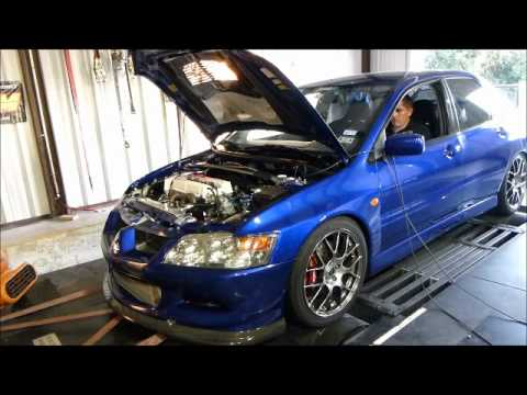 JMS Racing - 700hp Stock Block Evo !!!