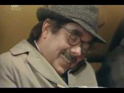 The Two Ronnies - Crossword
