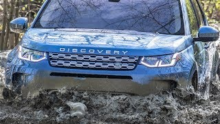 2020 Land Rover Discovery Sport facelift - Luxury Sport SUV!