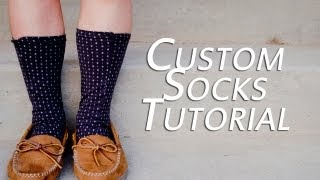 DIY: How to make Socks | From Scratch #2