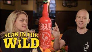 Sean Evans Drinks Spicy Beers | Sean in the Wild