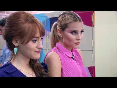 Сериал Disney - Я ЛУНА - Сезон 1 серия 11 - молодёжный сериал
