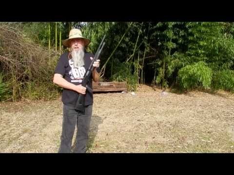 Savage 320 Pump Shotgun Test Firing