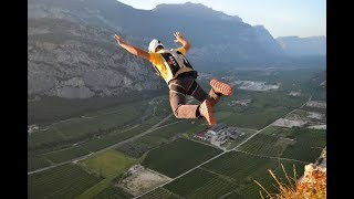 Base Jumping Fails Compilation Part 4