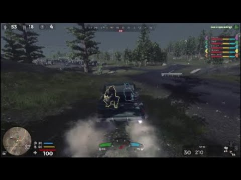 H1Z1 Closed Beta12 Kill Solo Squad Game