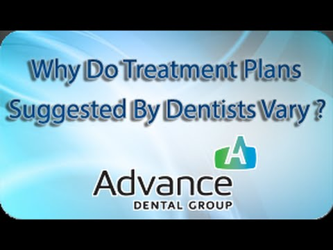 Kelowna family Dentist – Why Do Treatment Plans Vary So Much From Dentist to Dentist?